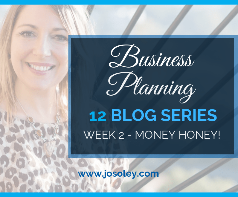 Business Planning Week 2 – Business Figures