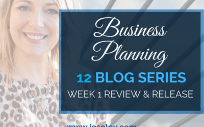 Business Planning Week 1 – Review & Release