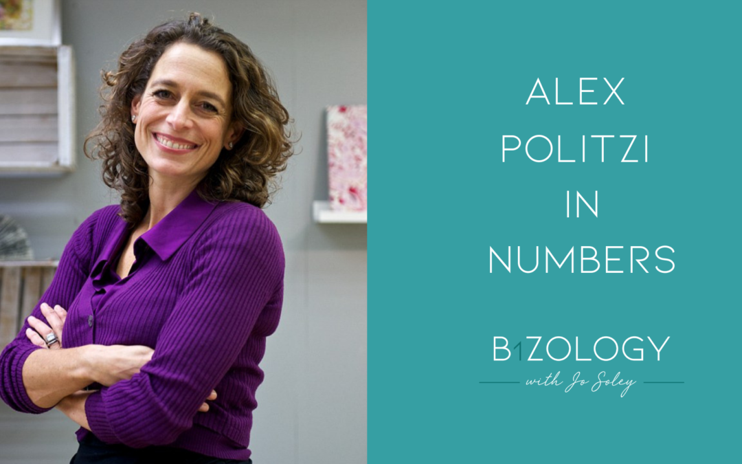 ALEX POLITZI IN NUMBERS