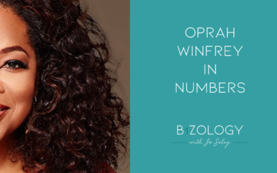 Oprah Winfrey In Numbers
