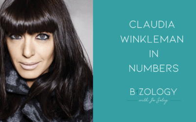 Claudia Winkleman In Numbers