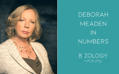 Deborah Meaden In Numbers