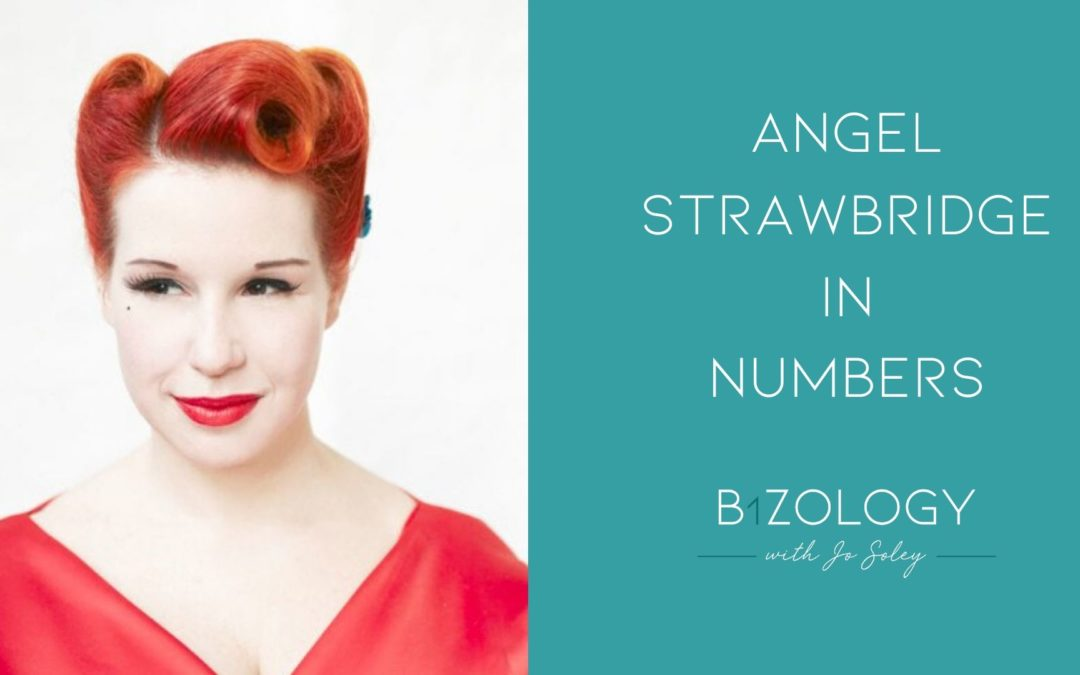 Angel Strawbridge In Numbers