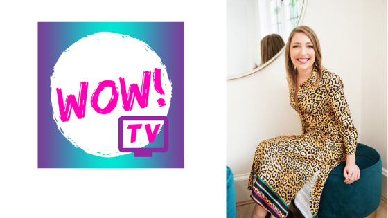 YOU + Numerology = BUSINESS SUCCESS                       Jo Soley – WOW TV Interview