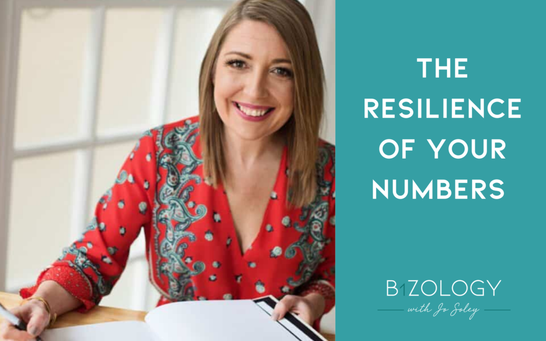 The Resilience of Your Numbers