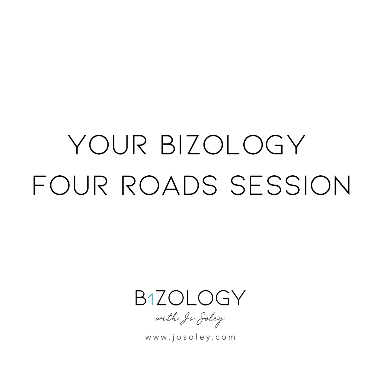 Bizology 4 Roads in Numerology
