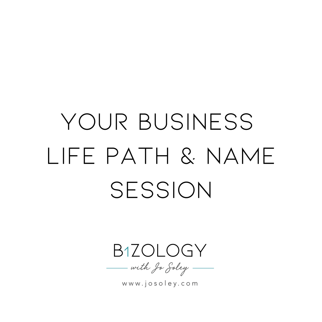 Bizology Life Path & Name