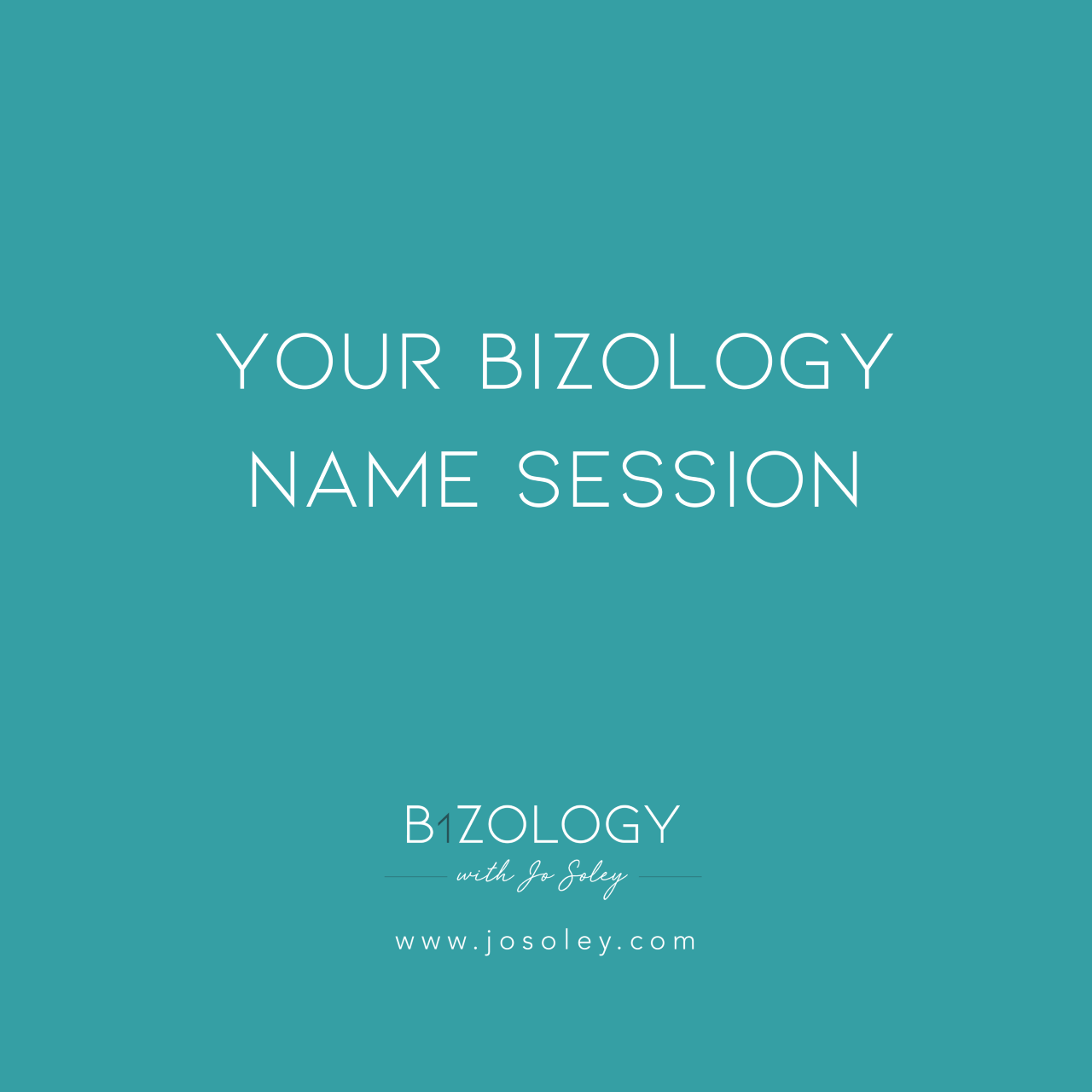 Bizology Name in numerology