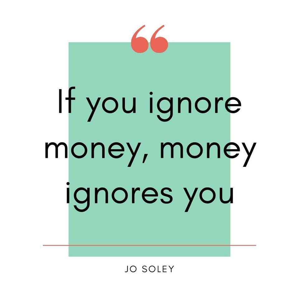 Jo Soley Numerology and Money