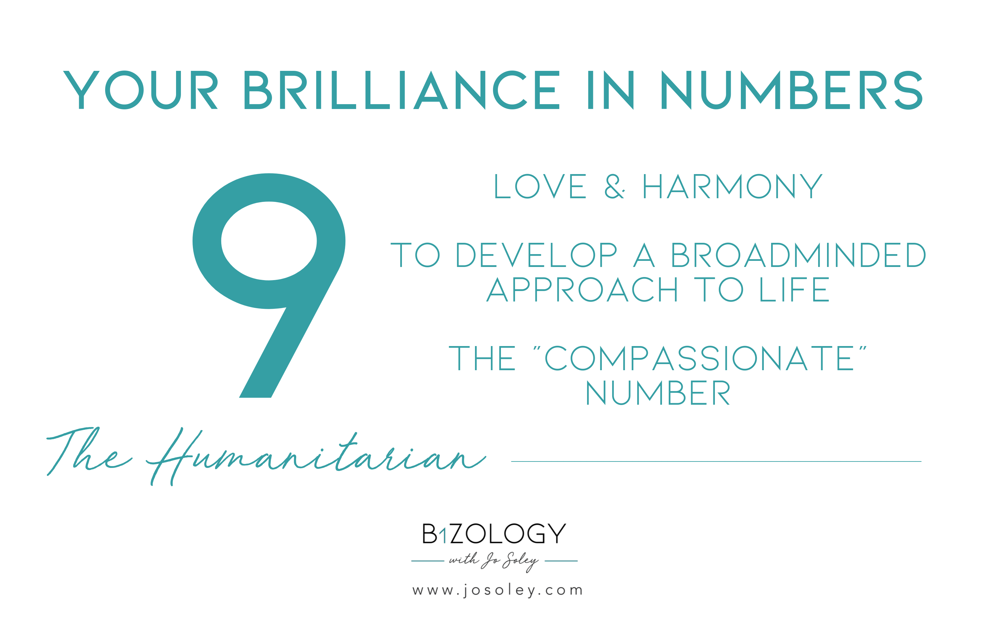 Numerology 9 meaning