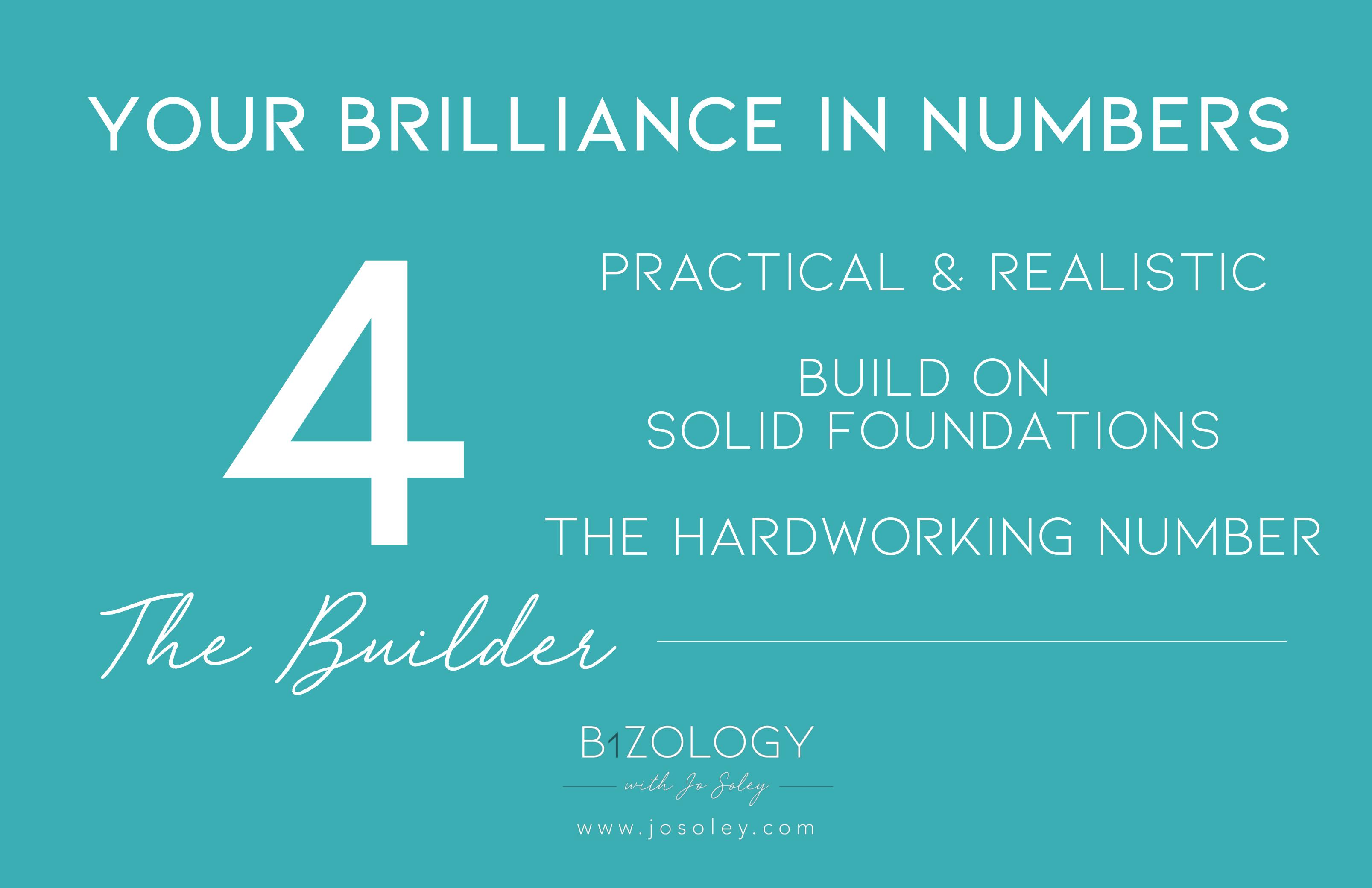Numerology 4