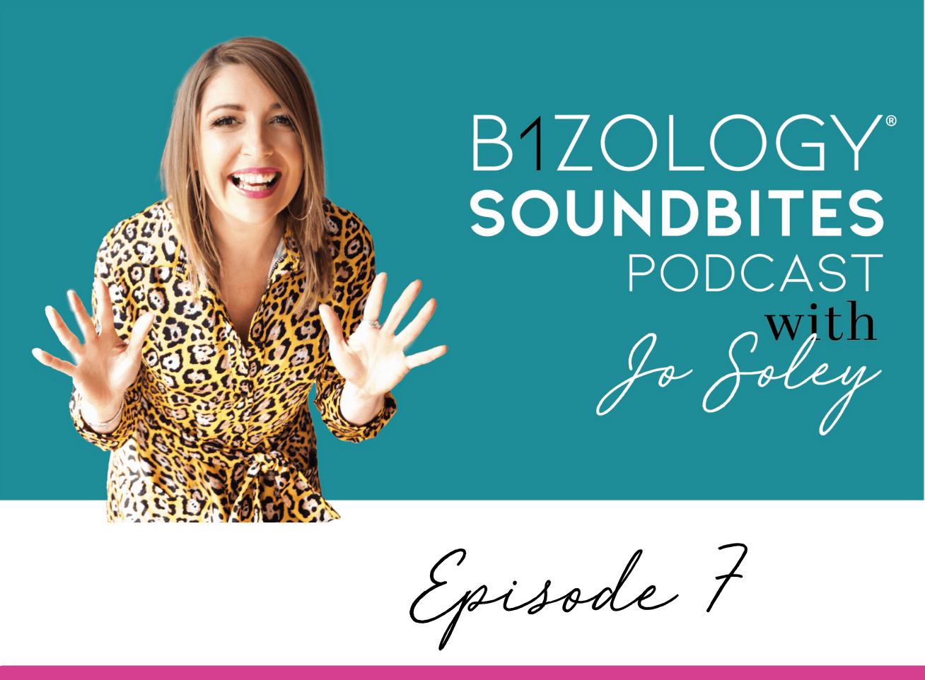 Bizology Soundbites Podcast