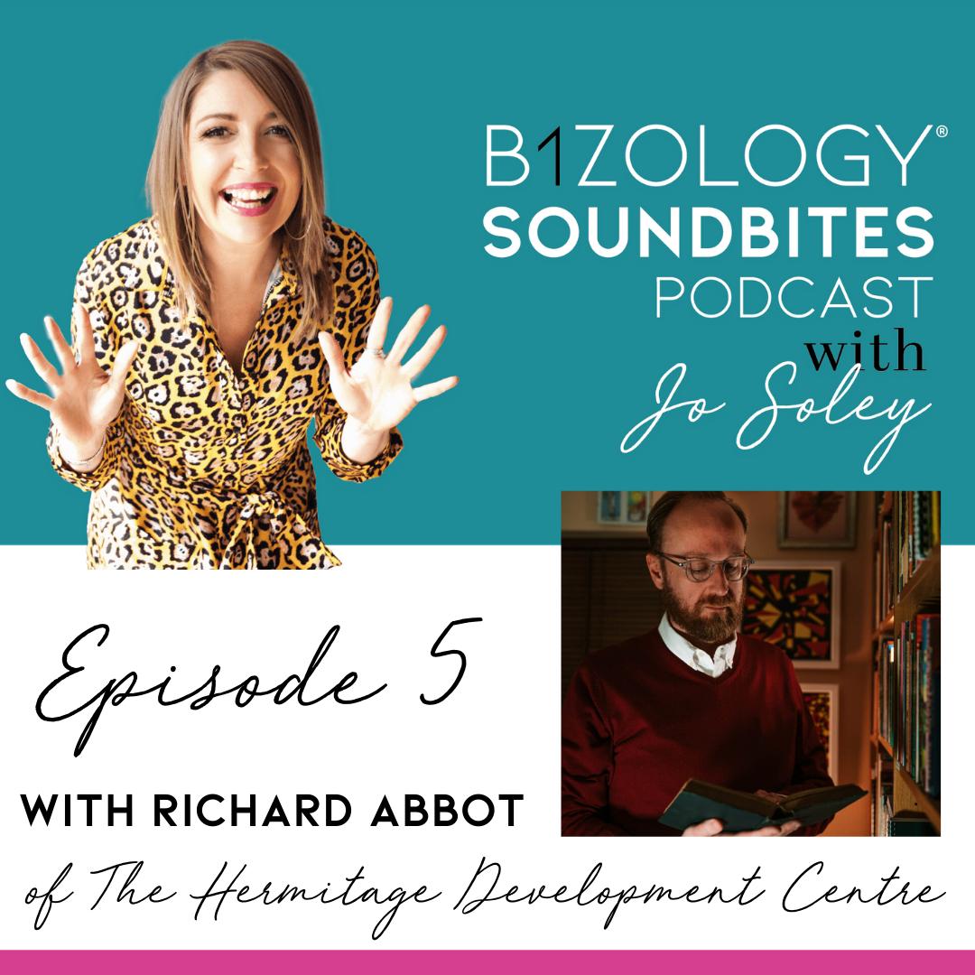 Bizology Podcast Richard Abbot