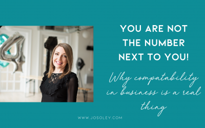 You are not the number next to you … why compatibility of numbers in business is a real thing!